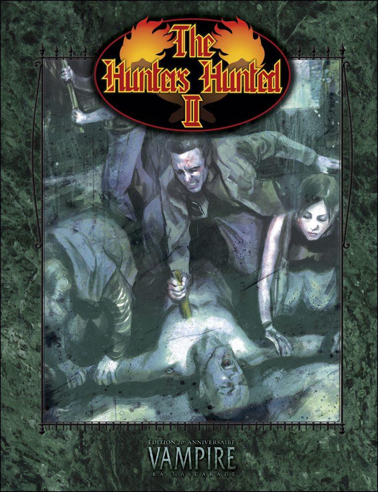 Vampire The Hunters Hunted II chez Robin des Jeux Paris