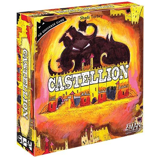 Castellion chez Robin des Jeux Paris