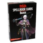 Dungeons & Dragons Spellcards BARDE VF chez Robin des Jeux Paris