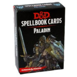 Dungeons & Dragons Spellcards PALADIN VF chez Robin des Jeux Paris