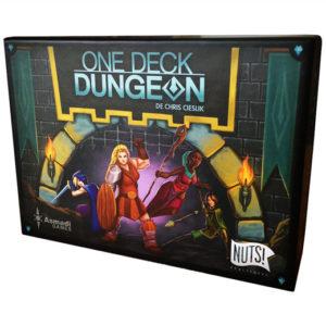 One Deck Dungeon chez Robin des Jeux Paris