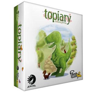 Topiary chez Robin des jeux Paris