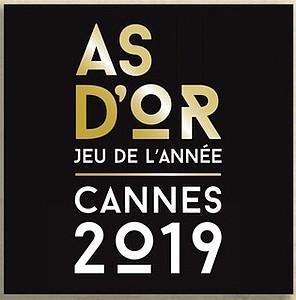 As d'Or 2019 chez Robin des Jeux Paris