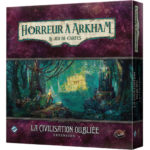Horreur à Arkham La civilisation oubliée chez Robin des Jeux