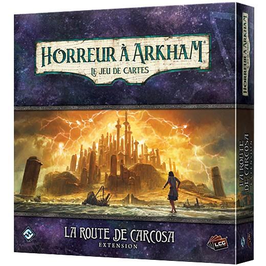 Horreur à Arkham La route de Carcosa chez Robin des Jeux