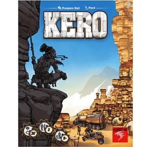 KERO Chez Robin des Jeux Paris