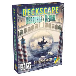 DECKSCAPE Braquage à Venise chez Robin des Jeux Paris