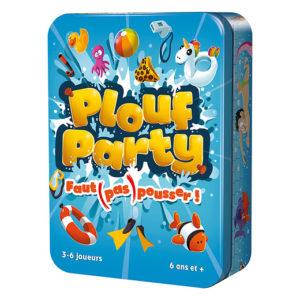 PLOUF PARTY chez Robin des Jeux Paris