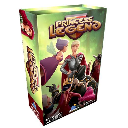 Princess Legend chez Robin des Jeux Paris