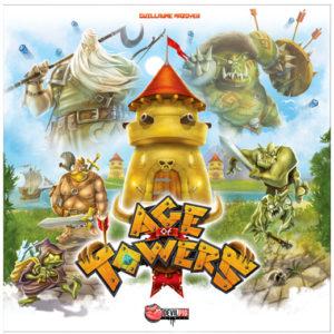 Age Of Towers chez Robin des Jeux Paris