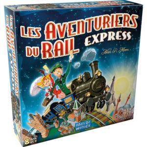 Aventuriers du rail express chez Robin des Jeux Paris