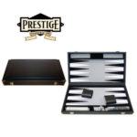 Backgammon prestige 46cm noir