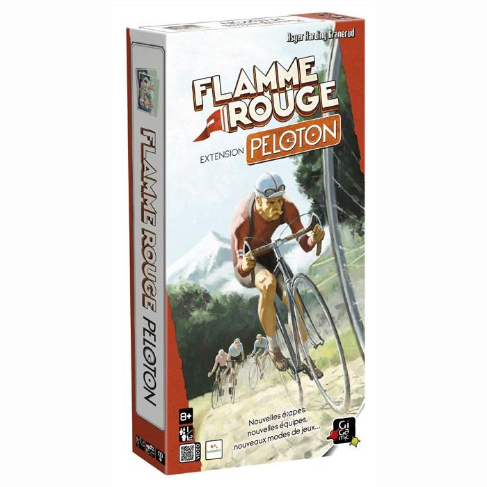 Flamme Rouge Peloton chez Robin des Jeux Paris
