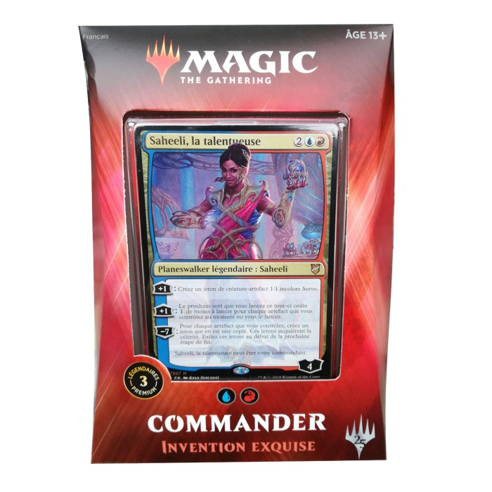 Magic Commander chez Robin des Jeux Paris