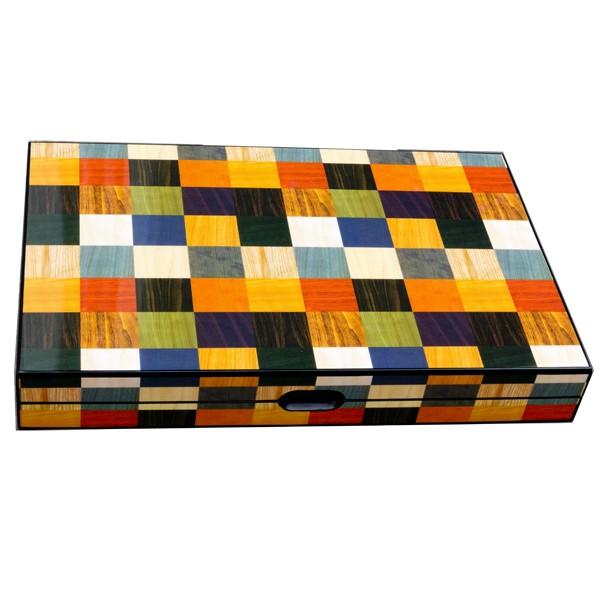 Backgammon Arlequin chez Robin des Jeux Paris