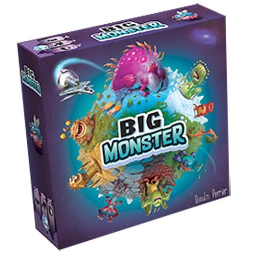 Big Monster chez Robin des Jeux Paris