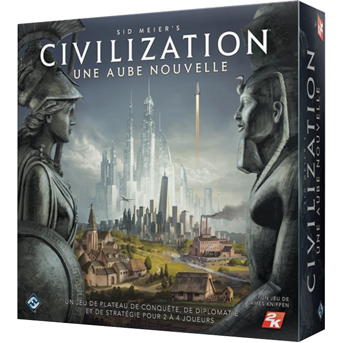 Civilization chez Robin des Jeux