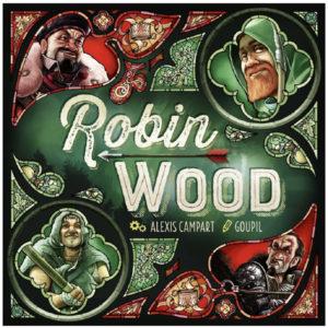 Robin Wood chez Robin des Jeux Paris