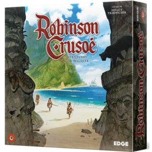 Robinson Crusoé chez Robin des Jeux Paris