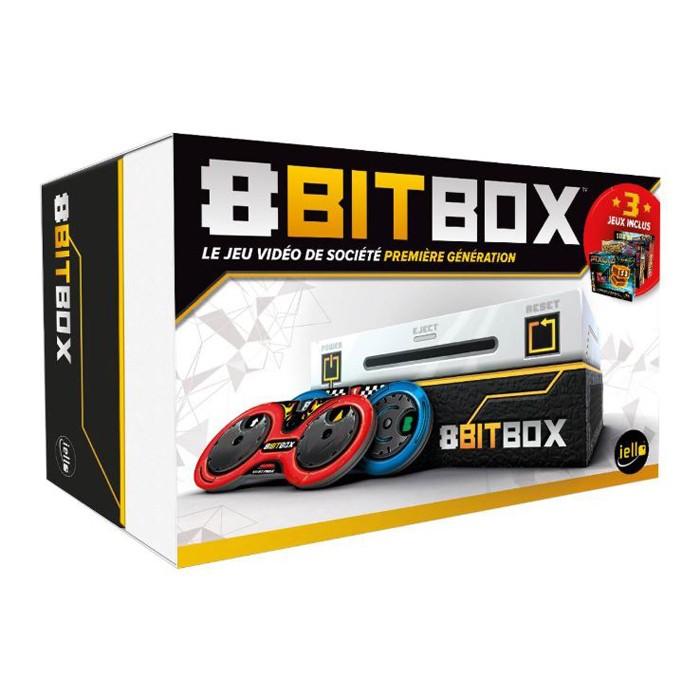 8BIT BOX chez Robin des Jeux Paris