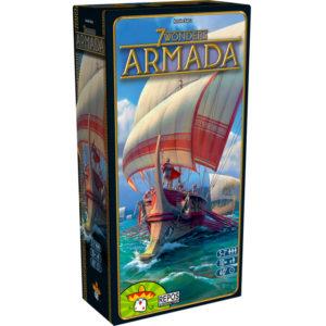 Acheter 7 Wonders Armada chez Robin des Jeux Paris