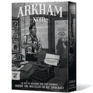 Arkham Noir chez Robin des Jeu Paris