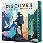 Discover Terres inconnues chez Robin des Jeux Paris