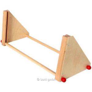 Pupitre pour jeux géants en bois