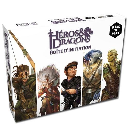 Héros & Dragons Boîte d'initiation