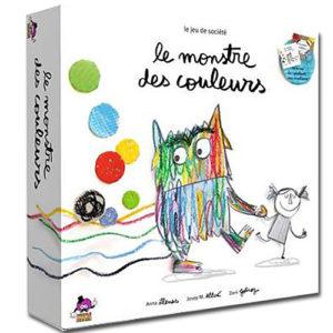 Le monstre des couleurs chez Robin des Jeux Paris