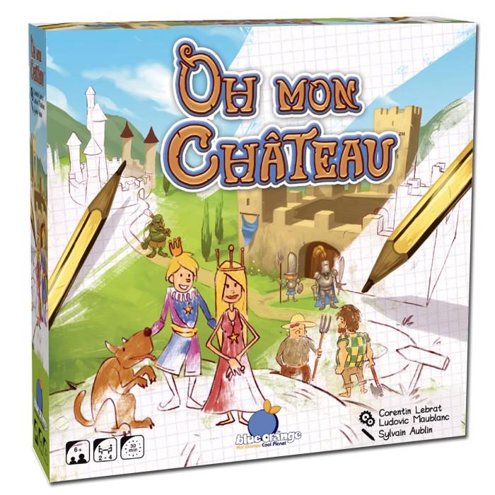 Oh mon château chez Robin des Jeux Paris