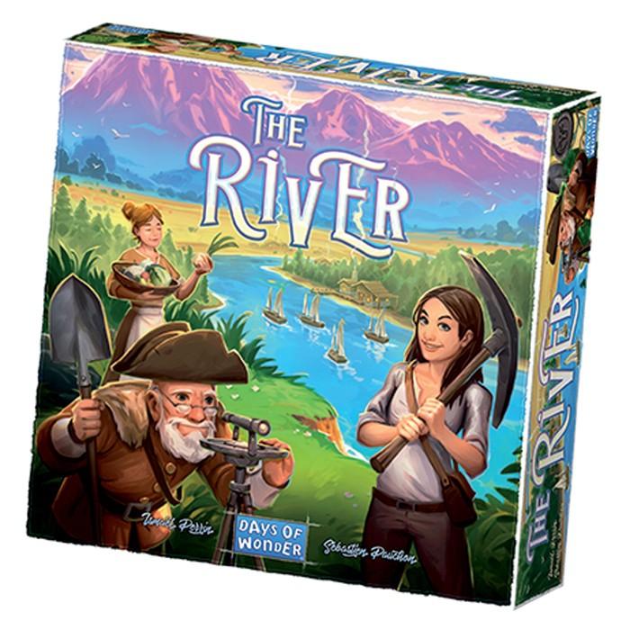 The River chez Robin des Jeux Paris