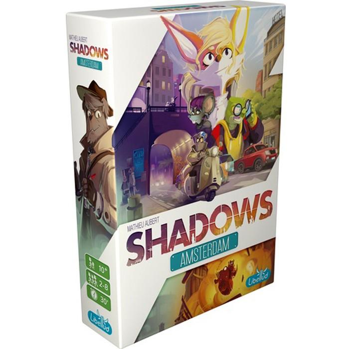 Acheter Shadows Amsterdam chez Robin des Jeux Paris