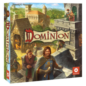 Dominion l'intrigue chez Robin des Jeux Paris
