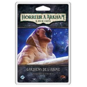 Horreur à Arkham JCE - Gardiens de l'abîme chez Robin des Jeux Paris