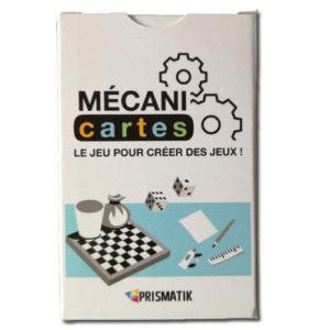 Mécanicartes chez Robin des Jeux Paris