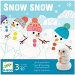 Snow Snow de Djeco chez Robin des Jeux Paris