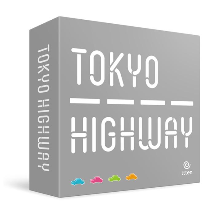 Tokyo Highway chez Robin des Jeux Paris