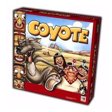 Coyote chez Robin des Jeux Paris