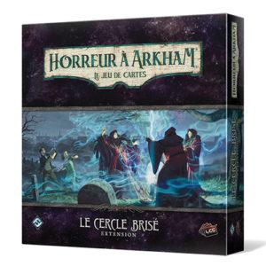 Horreur à Arkham - Le cercle brisé chez Robin des Jeux Paris