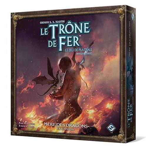 Le Trône de Fer Mère des Dragons chez Robin des Jeux Paris