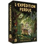 L'expédition perdue chez Robin des Jeux Paris