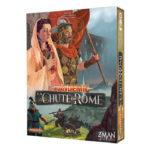 Pandemic La Chute de Rome chez Robin des Jeux Paris