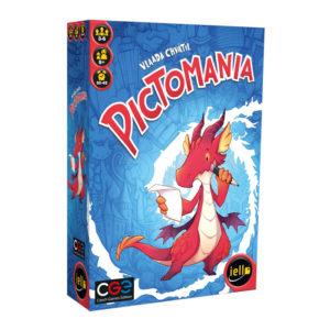 Pictomania chez Robin des Jeux Paris