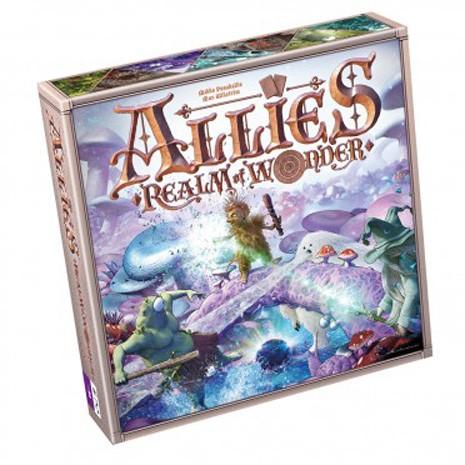 allies realm of wonder chez Robin des Jeux Paris