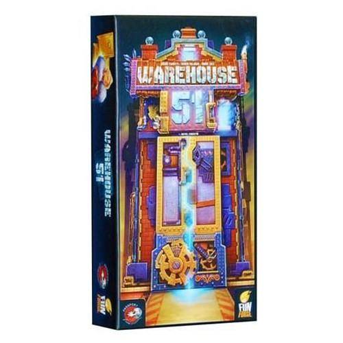 warehouse 51 chez Robin des Jeux Paris