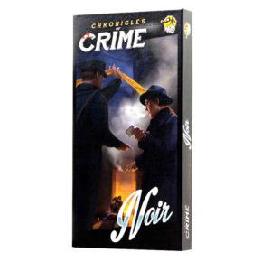 Chronicles of crime noir chez Robin des Jeux Paris