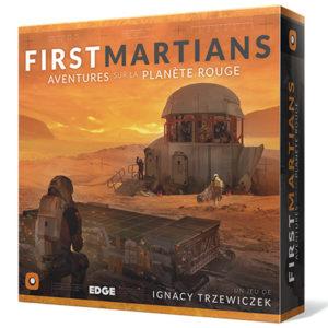 First Martians chez Robin des Jeux Paris