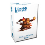 Héros & Dragons cartes de sorts Clerc chez Robin des Jeux Paris