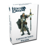 Héros & Dragons cartes de sorts Paladin chez Robin des Jeux Paris